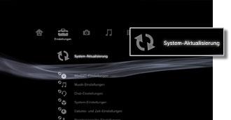 playstation 3 systemaktualisierung