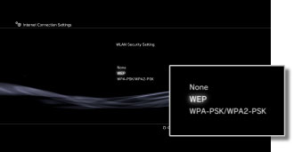 how to put wifi on your ps3