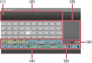 ps3 using the keyboard rh manuals playstation net Idioma Em Portugues manual do ps3 slim em portugues pdf