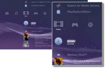 PS3™ | Video category