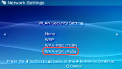 how to find wpa key for ps3