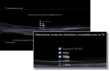 comment mettre 1080p ps3