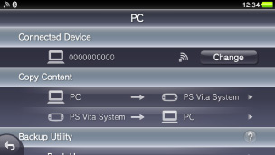 Transferring data to and from a computer using Wi-Fi | PlayStation